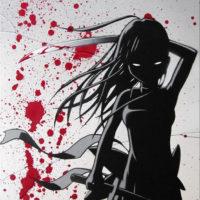 Character_(SamuraiGirl)_40x50_(2006)