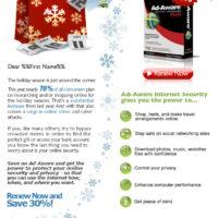 Lavasoft_Newsletter_ChristmasOffer_2009