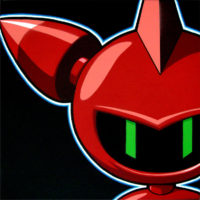 Manga_character_(KokoroBot_Evil)_(canvas)_30x30_(2005)