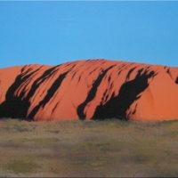 Nature_AyersRock_(Uluru)_60x30_(2006)