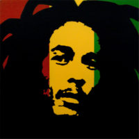 PopArt_BobMarley_(Flag)_(canvas)_30x30